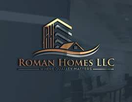 alaminlogo tarafından Roman Homes LLC için no 738