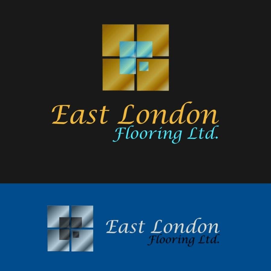 #34 for Logo Design & corporate pakage for East London Flooring ltd by kavi458287