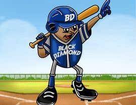 Nro 93 kilpailuun Baseball Team Logo käyttäjältä Hectortilla