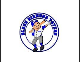 Nro 86 kilpailuun Baseball Team Logo käyttäjältä INONOOX