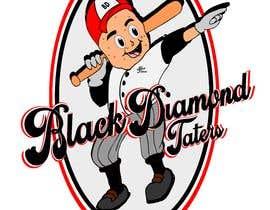 Nro 88 kilpailuun Baseball Team Logo käyttäjältä INONOOX