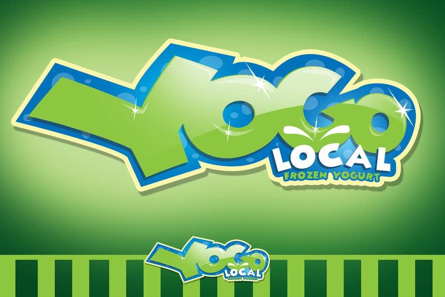 Konkurrenceindlæg #39 for Logo Design for YOGO local