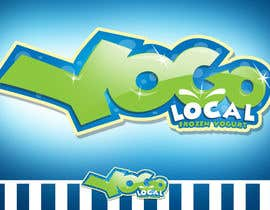 #38 para Logo Design for YOGO local por rogeliobello