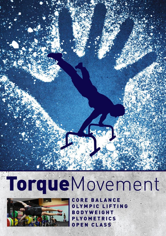 "Intrarea #18 pentru concursul ""Design a Flyer, Poster and T-shirt for TorqueMovement"""