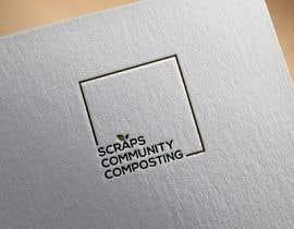 Nro 118 kilpailuun Scraps Community Composting käyttäjältä MaaART