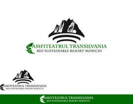 #49 for Design a Logo for a Bio Resort from TRANSILVANIA -- 2 by mirceabaciu