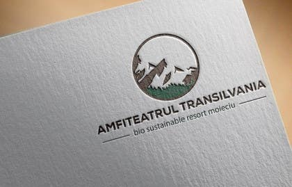 #38 for Design a Logo for a Bio Resort from TRANSILVANIA -- 2 by fisekovic