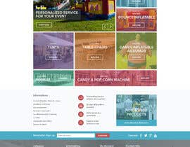 #45 for Design a Website Mockup for www.mbcg.be by npreciousway