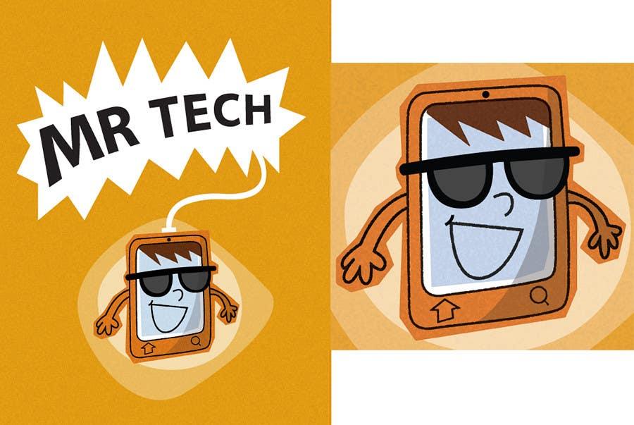 Kilpailutyö #15 kilpailussa Logo Design >> Gadget, Electronic and Computer Repair Retail Store