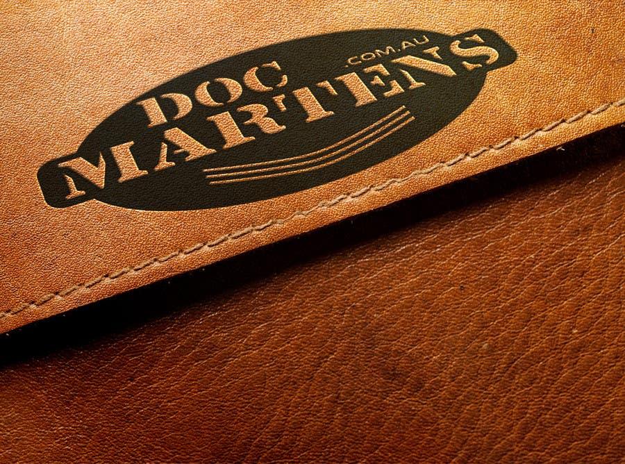 Kilpailutyö #29 kilpailussa Design a Logo for Dr Martens online store