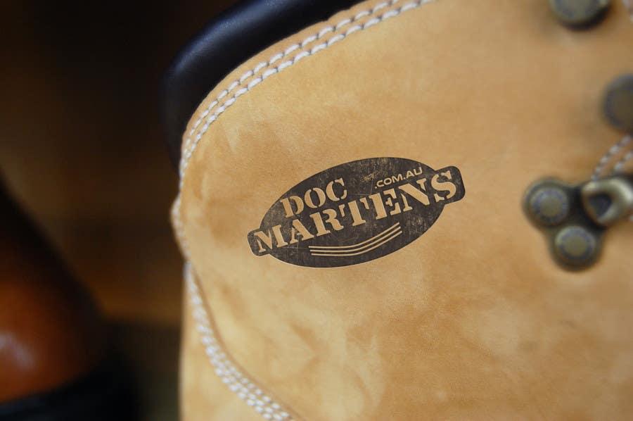 Kilpailutyö #30 kilpailussa Design a Logo for Dr Martens online store