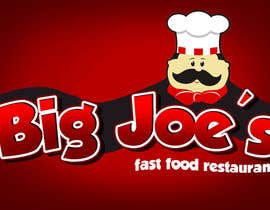 Nro 27 kilpailuun Design Logo for Fast Food Restaurant käyttäjältä nikolaangelkoski