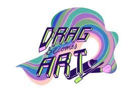 jsmn tarafından Drag Becomes Art logo için no 44