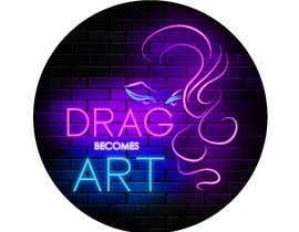 ZeinaMDesign tarafından Drag Becomes Art logo için no 40