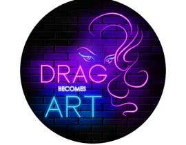 ZeinaMDesign tarafından Drag Becomes Art logo için no 59