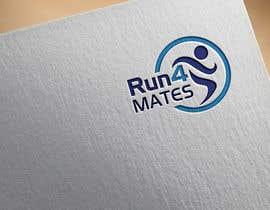 #73 for RUN 4 MATES LOGO af jotiislam3010
