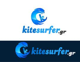 #70 cho Logo Design for kitesurf website bởi rashedhannan