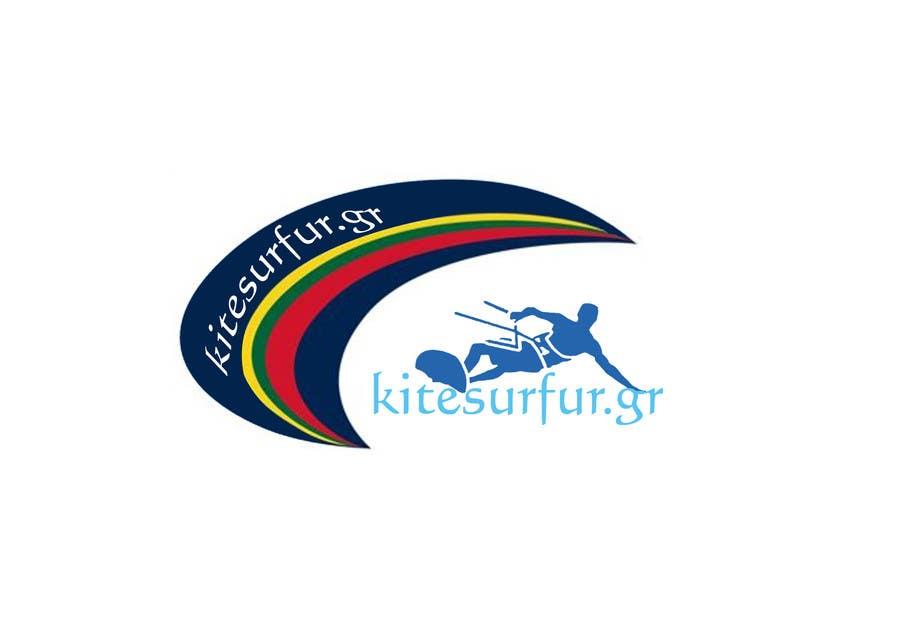 Inscrição nº                                         17                                      do Concurso para                                         Logo Design for kitesurf website