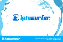 Graphic Design Entri Peraduan #56 for Logo Design for kitesurf website