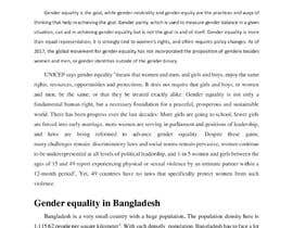 #32 para Intelligently Researched & Written 2500 Word Essay on Development Theory: UN SDGs por bappikormoker