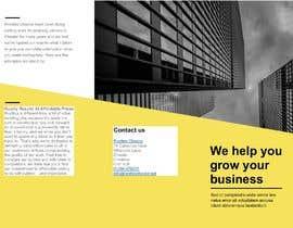 #3 untuk Copywriter for brochure content - 20/06/2020 12:56 EDT oleh vancouverking