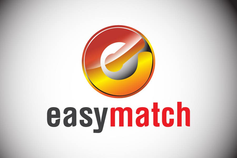 Contest Entry #                                        203                                      for                                         Icon or Button Design for easyMatch