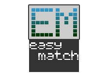 Contest Entry #191 for Icon or Button Design for easyMatch