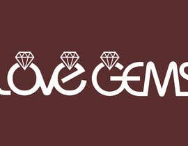#64 pentru Design a Logo for new high end Jewellery brand - called Love Gems de către SouthArtel