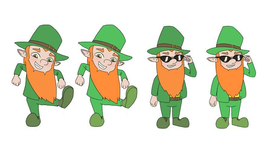 Contest Entry #                                        21                                      for                                         Clip art leprechaun cartoons