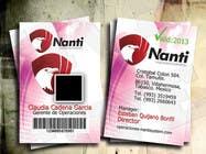 Graphic Design Inscrição do Concurso Nº20 para ID Badge for Nanti System