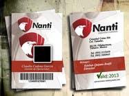 Graphic Design Inscrição do Concurso Nº21 para ID Badge for Nanti System