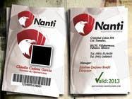 Graphic Design Inscrição do Concurso Nº22 para ID Badge for Nanti System