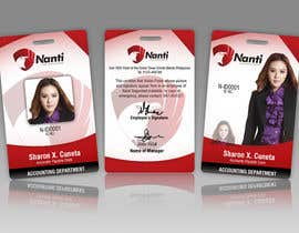 nº 28 pour ID Badge for Nanti System par gl3nnx