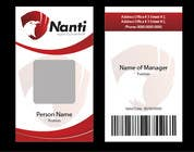 Graphic Design Contest Entry #25 for ID Badge for Nanti System