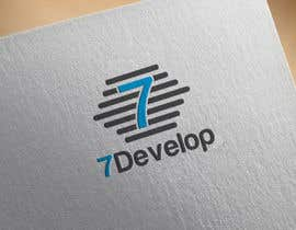 #172 for Design a Logo for 7Develop by TheTigerStudio