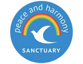 #35 for Design a Logo for Sanctuary of Peace & Harmony by blubon