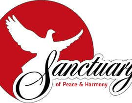 #38 for Design a Logo for Sanctuary of Peace & Harmony by YuriiMak