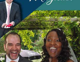 Nro 23 kilpailuun Design a Roller Banner to showcase at wedding fairs for a wedding magician käyttäjältä madlabcreative
