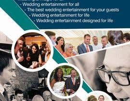 #7 for Design a Roller Banner to showcase at wedding fairs for a wedding magician by feteanuv