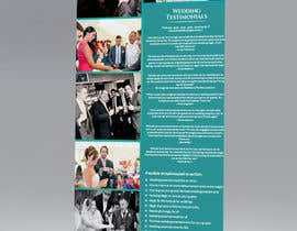 #4 for Design a Roller Banner to showcase at wedding fairs for a wedding magician by DEZIGNWAY