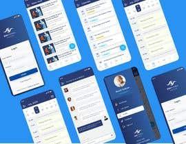 #20 cho Mobile App Re-Design 4-6 Screens bởi aurushow