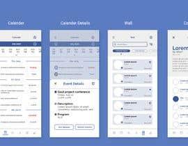 #27 cho Mobile App Re-Design 4-6 Screens bởi ReyzaNursyawal