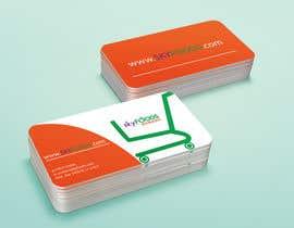 Nro 3 kilpailuun Design some Business Cards for an e-commerce supermarket käyttäjältä francinifdez