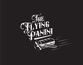 #29 for Design Logo For Panini Sandwich Restaurant of a Flying Panini by ciprilisticus