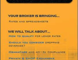Nro 47 kilpailuun Design a Brochure for Conover Consulting käyttäjältä cindy6db
