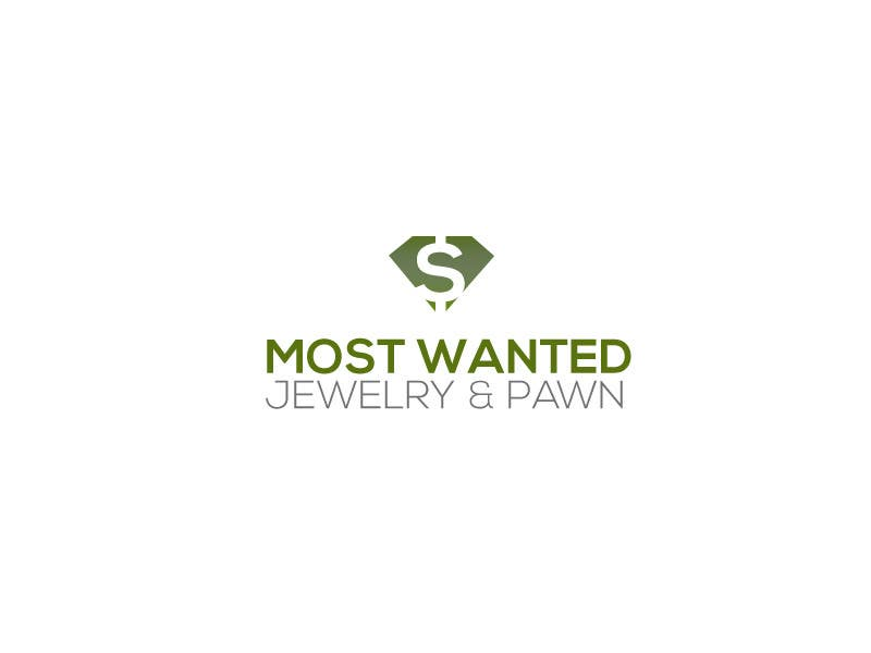 Konkurrenceindlæg #                                        3                                      for                                         Logo Design for Most Wanted Jewelry & Pawn
