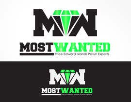 #65 untuk Logo Design for Most Wanted Jewelry & Pawn oleh xcerlow