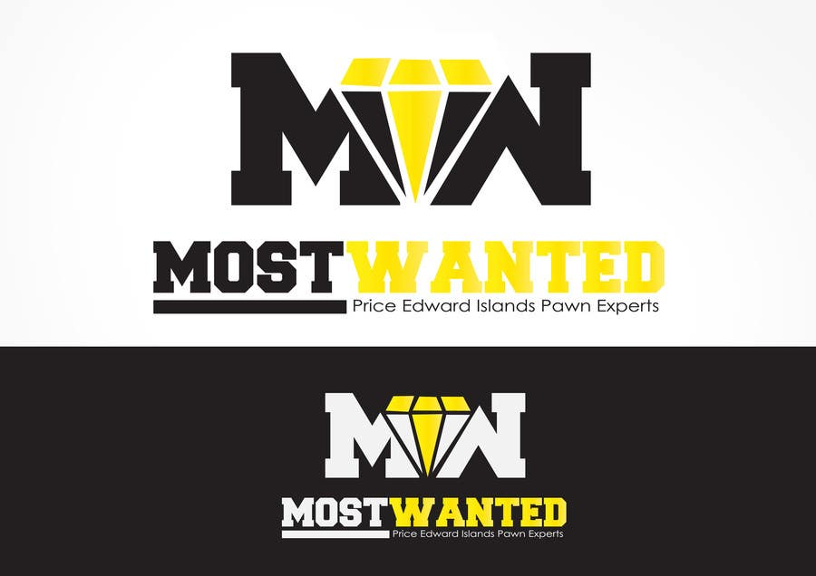 Contest Entry #66 for Logo Design for Most Wanted Jewelry & Pawn