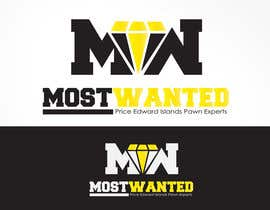 #66 para Logo Design for Most Wanted Jewelry & Pawn por xcerlow