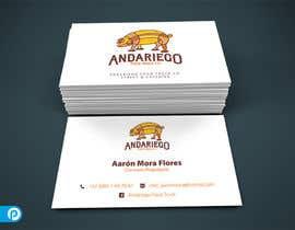 Nro 19 kilpailuun Diseñar tarjeta de presentación/Business Card design käyttäjältä alvinfadoil